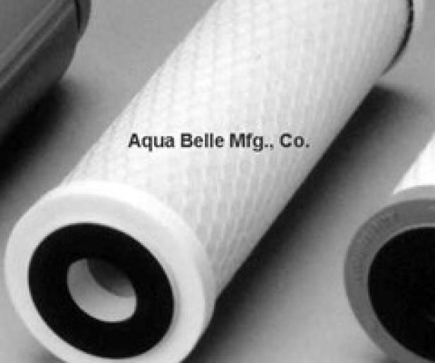 #F40L Ceramic Carbon Filter 10″ 0.5 Micron