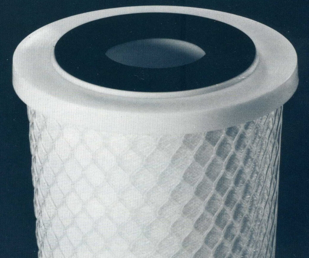 1h@ Carbon Block Filter 10″ 1 Micron #F40R