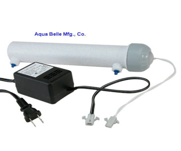 In-Line UV – An Add on To Reverse Osmosis  #WA-UV1.0
