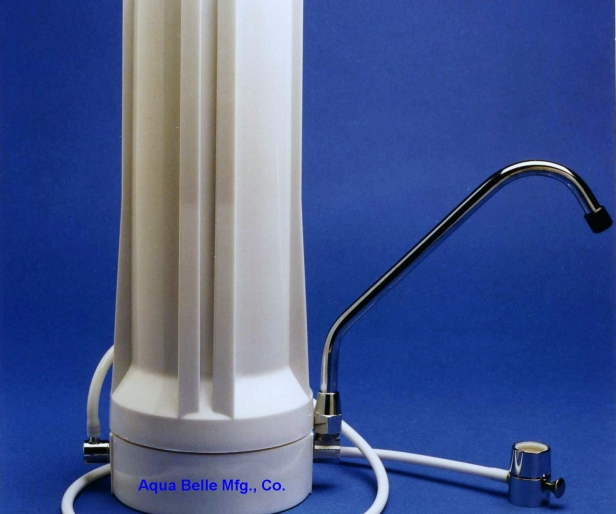 #A40L Countertop Water Filter