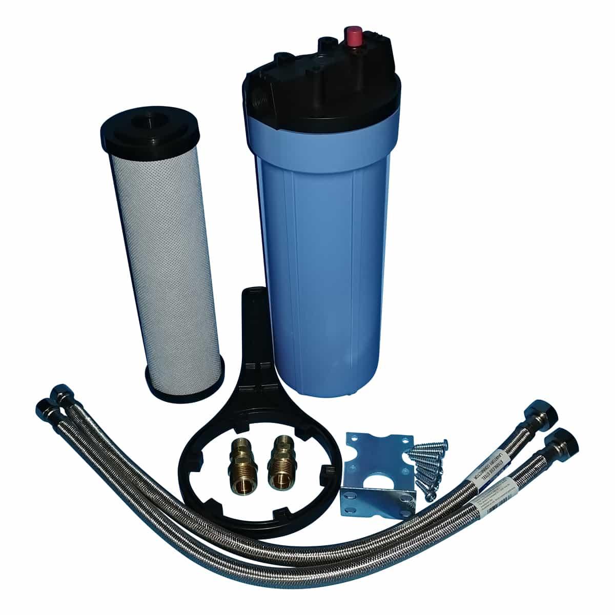 undersink fluoride water filter u95